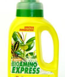 Aminoácidos plantas